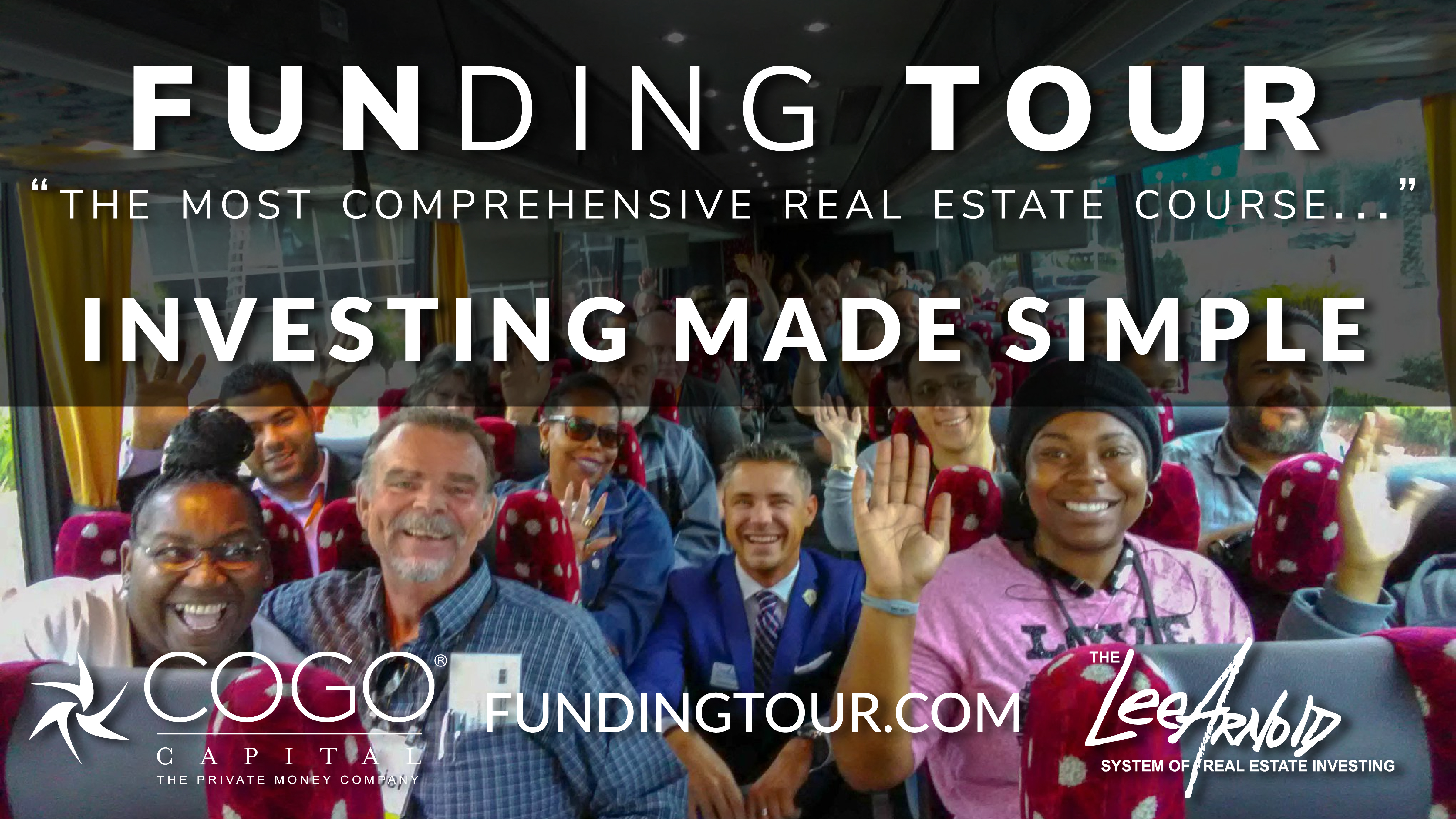 attend a funding tour near you